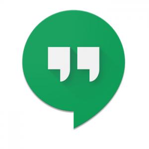 Rozmowy wideo przez Hangouts