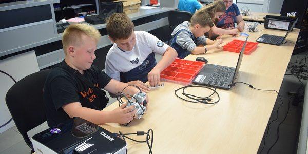 robotyka dla dzieci w Nieznanowicach