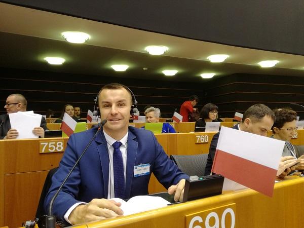 parlament osób niepełnosprawnych