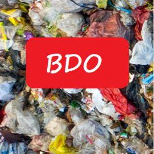 BDO - Baza danych odpadowych